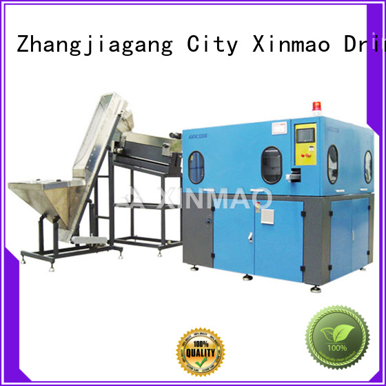 Xinmao molding plastic bottle blowing machine factory for juice