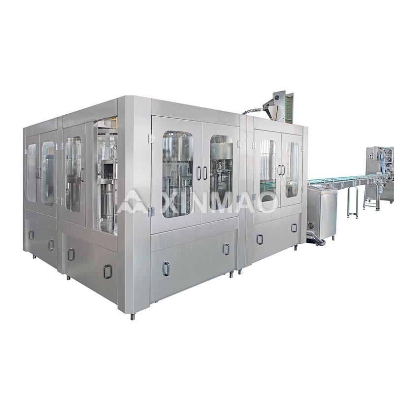 Small Bottle Automatic Drinking Water Filling Machine