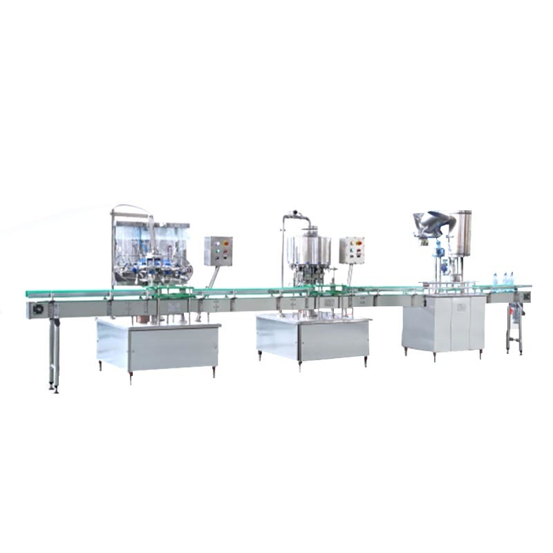 Small Mineral Water Filling Machine