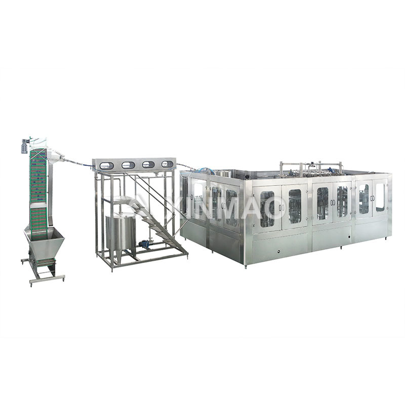 Filling Machine For Pet Bottle Juice Drink