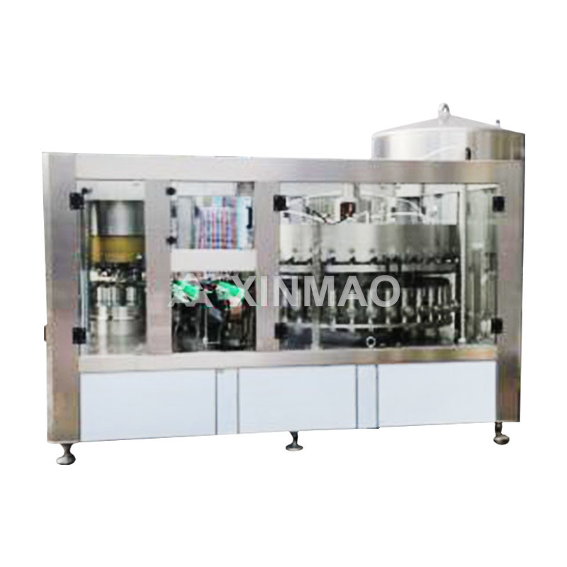 Canned Beer Filling Production Line