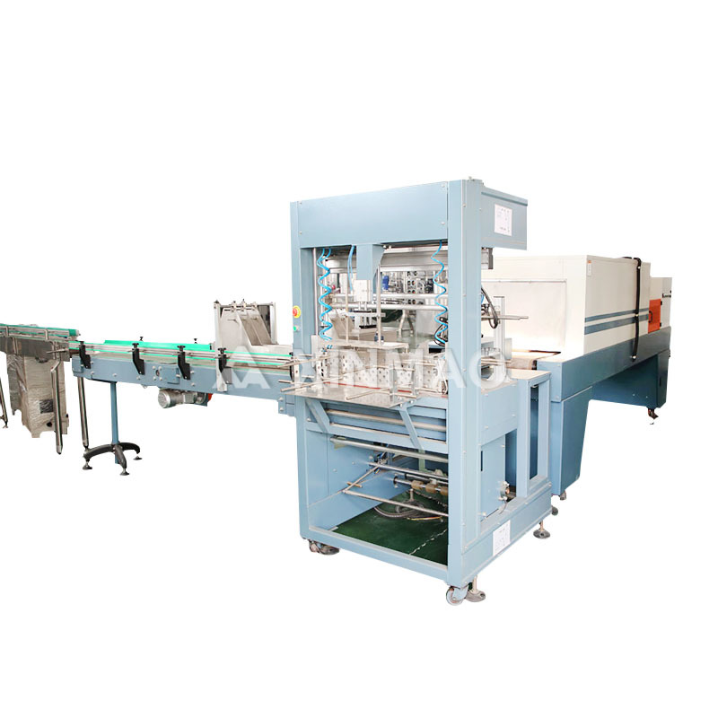 Fully Automatic Linear High-speed PE Film Charter Machine