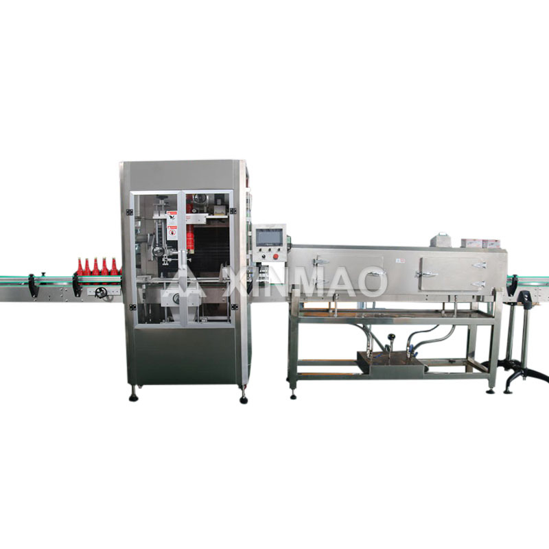 Automatic Sleeve Labeling Machine Product Introduction