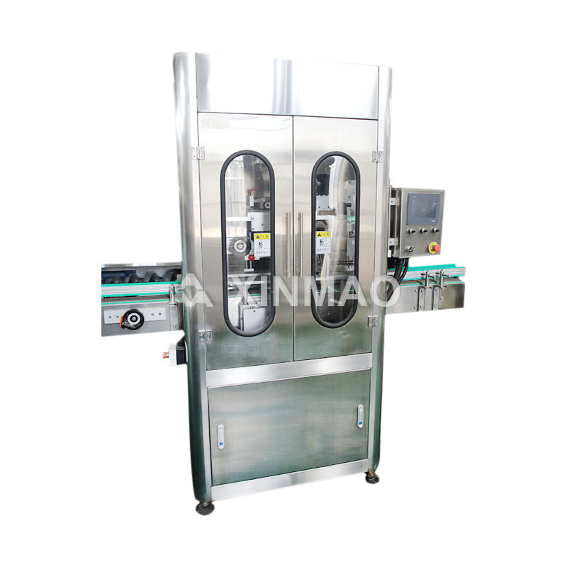 Xinmao top filling and labeling machines for business for water bottle-1