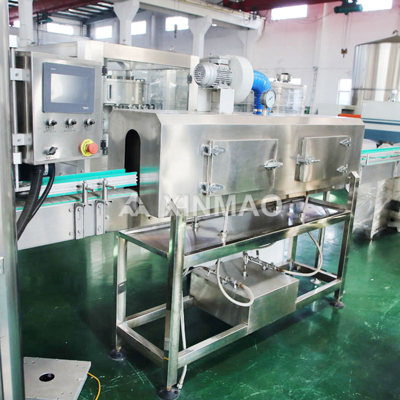 Xinmao top filling and labeling machines for business for water bottle-2