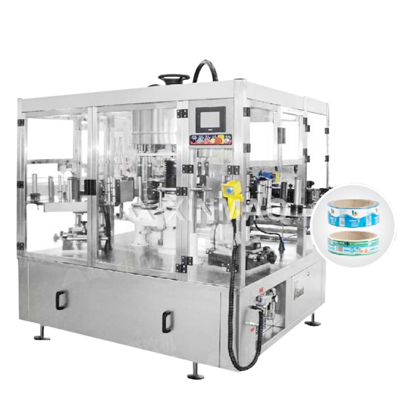 Xinmao New label printing machine for business for factory-1