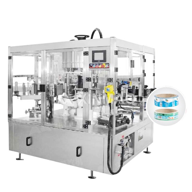 Opp Labeling Machine Product Introduction