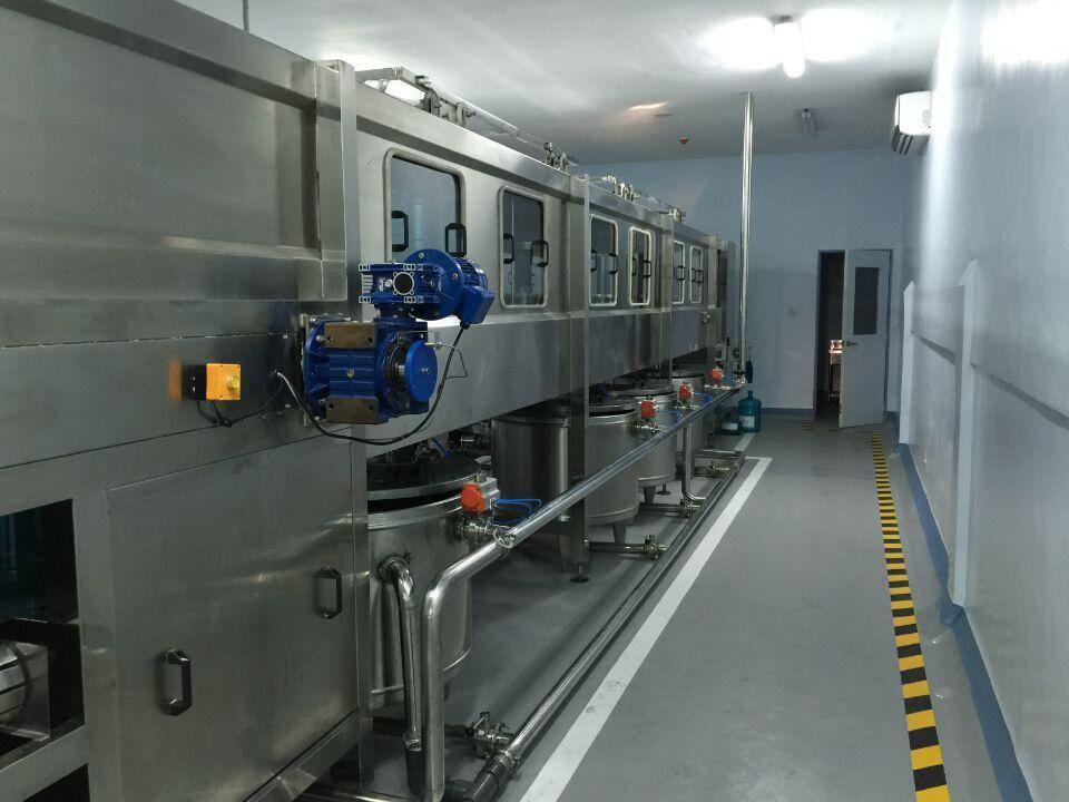 5 Gallon Bottled Water Filling Machine