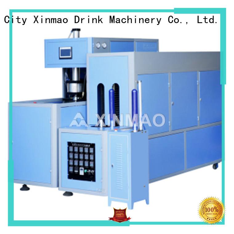 Xinmao top pet blowing machine china company for juice