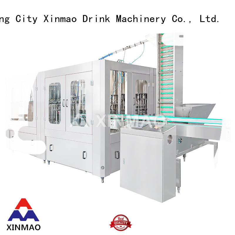 New soda packing machine drink for business for carbonated drink