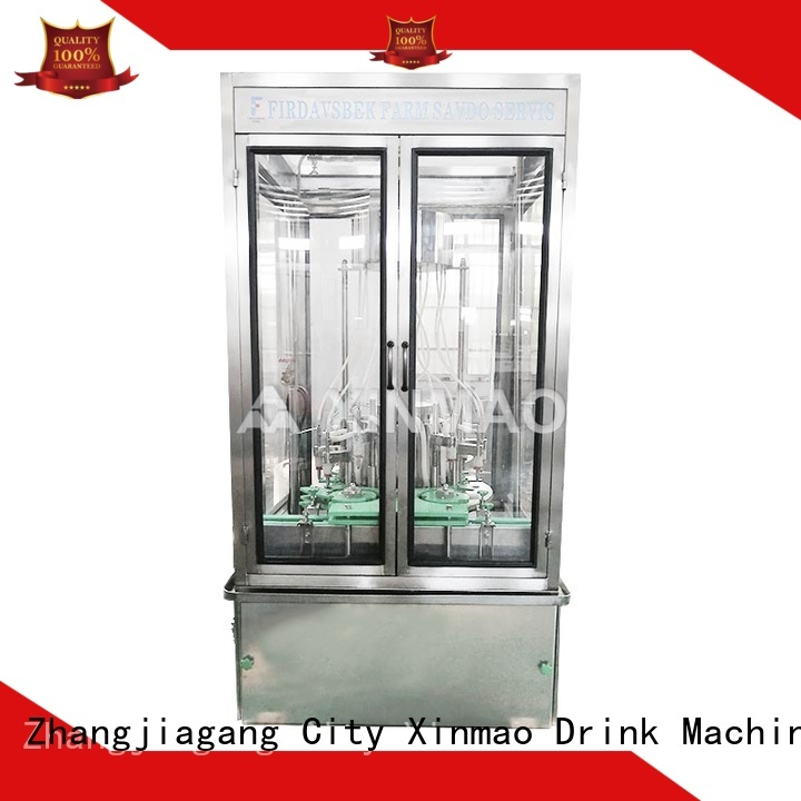 Xinmao top cooking oil filling machine company for oil