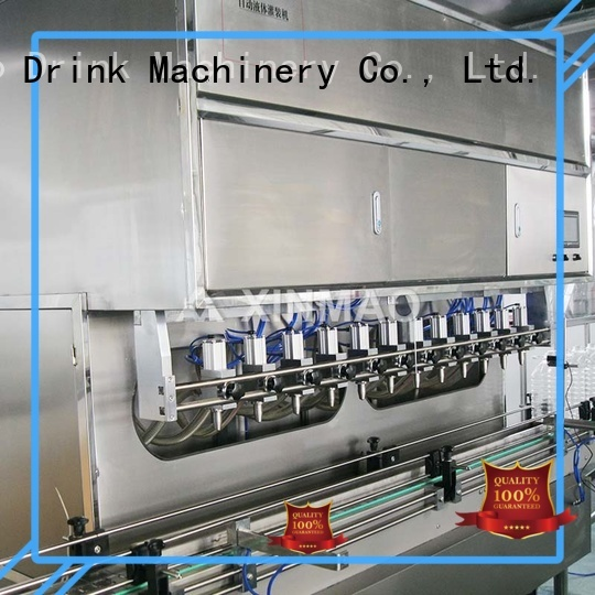 Xinmao latest oil bottle packing machine factory for oil