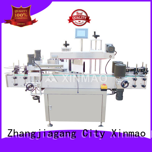 Xinmao wholesale self adhesive labeling machine for business for plastic bottles