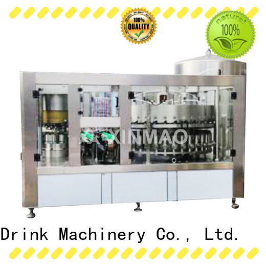 Xinmao production beer canning equipment for business for beer