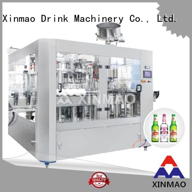 Xinmao machine beer bottle filling machine manufacturers for beer bottle