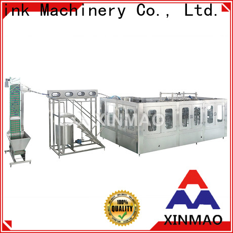 Xinmao filling carbonated drink machine supply for soft drink