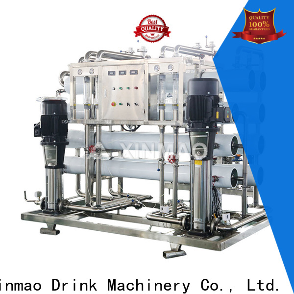 Xinmao New mineral water treatment suppliers for mineral water