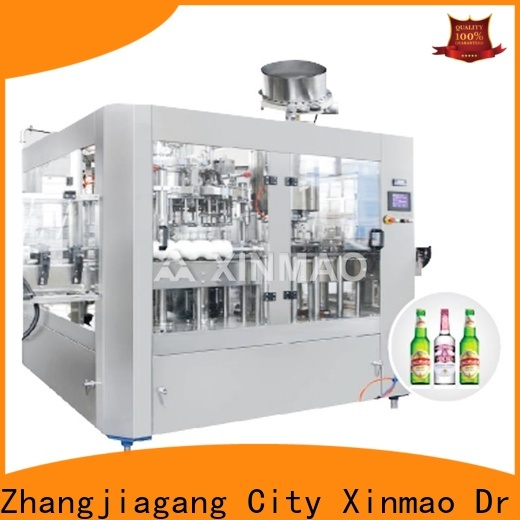 Xinmao machine beer filler for sale for factory