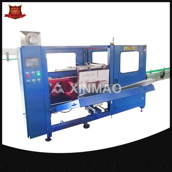 New carton taping machine machine company