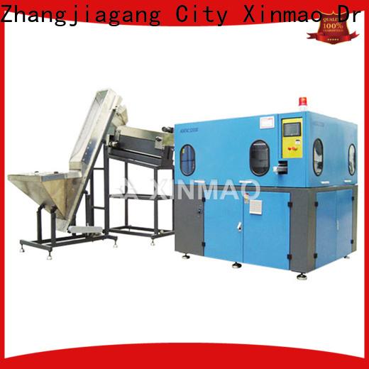 Xinmao semiautomatic pet injection blow molding machine company for bererage