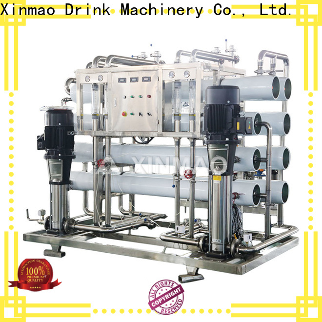 Xinmao treatment water plant machine for sale for factory