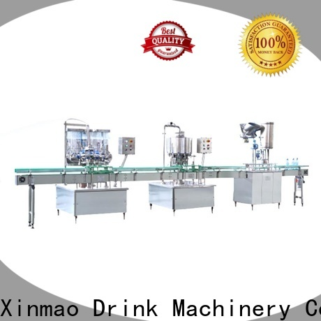 Xinmao 5l packaged drinking water filling machine company for pet bottle