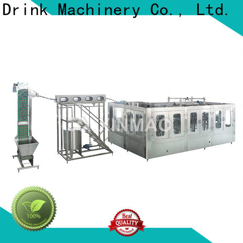 Xinmao top juice bottling equipment for sale for fruit juice