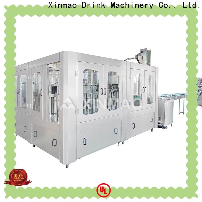 Xinmao latest juice filling machine factory for mango juice