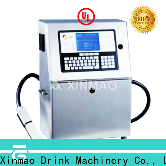 Xinmao date expiry date printer company for plastic bag