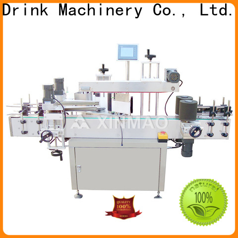 Xinmao best sleeve labeling machine manufacturers for water bottle