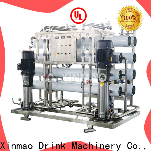 Xinmao custom mineral water plant supply for factory