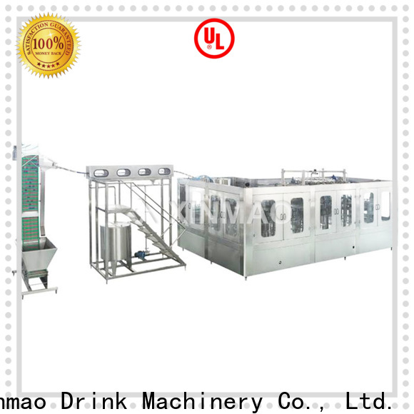 wholesale drinking water bottle filling machine threeinone company for water jar