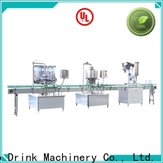 custom small bottle filling machine mineral supply for water jar