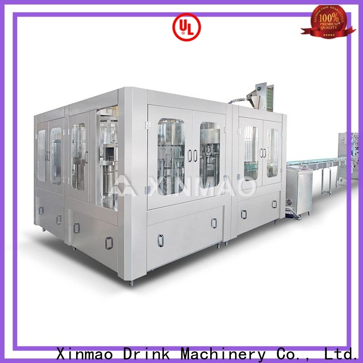 Xinmao wholesale automatic filling machine water suppliers for mineral water