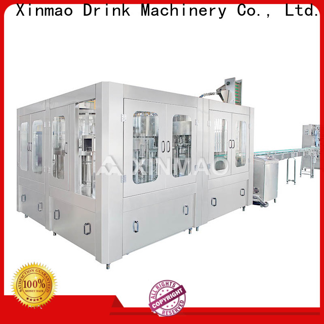 Xinmao custom juice packing machine factory for fruit juice