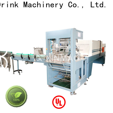 Xinmao top packaging machinery supply for bottle