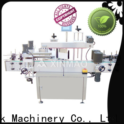 custom small bottle labeling machine product company for water bottle