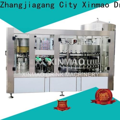Xinmao latest soda bottling line company for soda