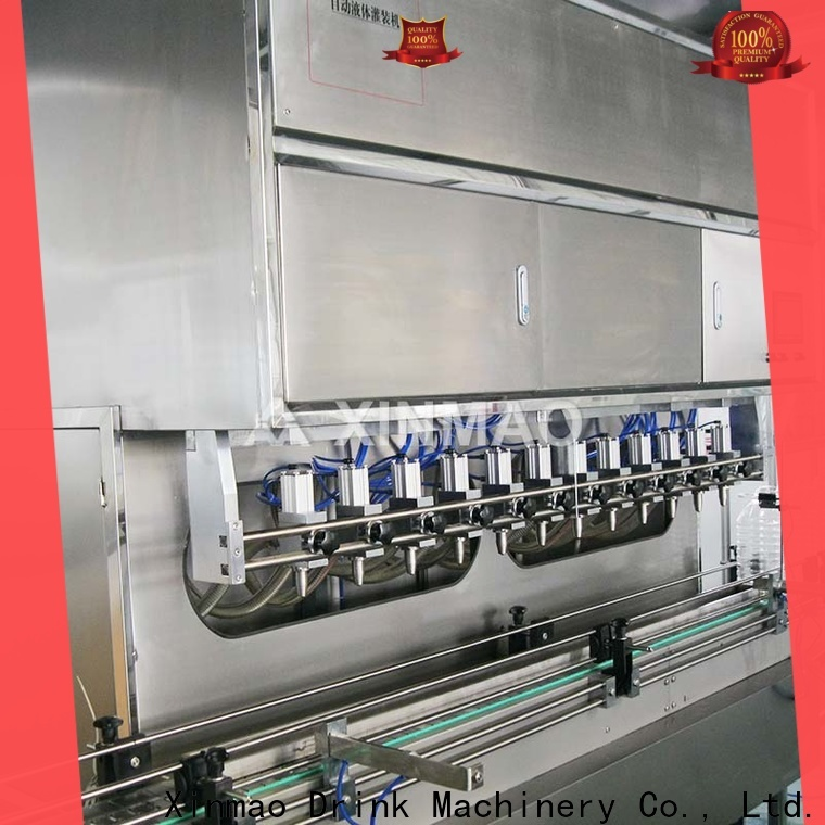 Xinmao oil soy sauce filling machine supply for soy sauce