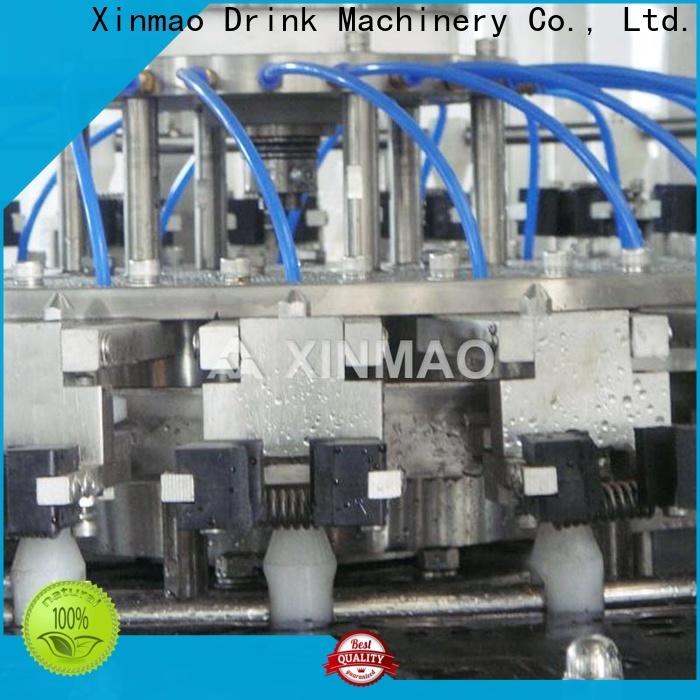 Xinmao New liquor filling machine factory for wine
