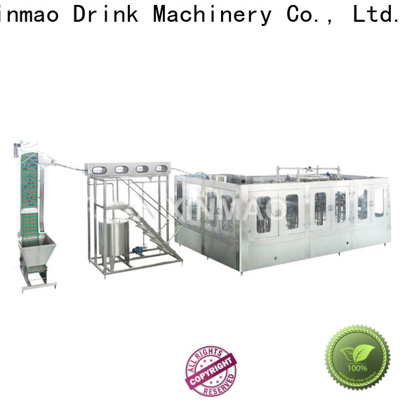 Xinmao 5l 1 liter water bottle filling machine supply for factory