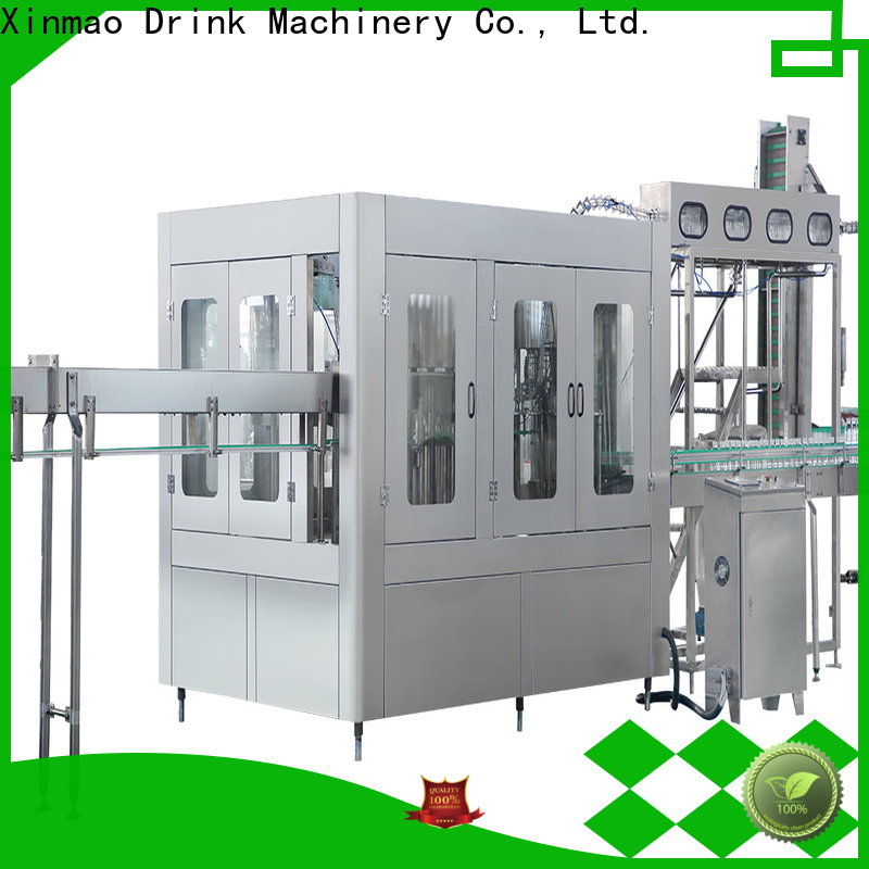 automatic liquid filling machine mineral company for water jar