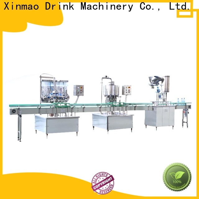 Xinmao high-quality pet bottle filling machine company for factory