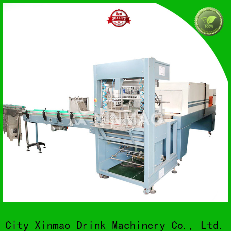Xinmao high-quality packaging machinery supply for bottle