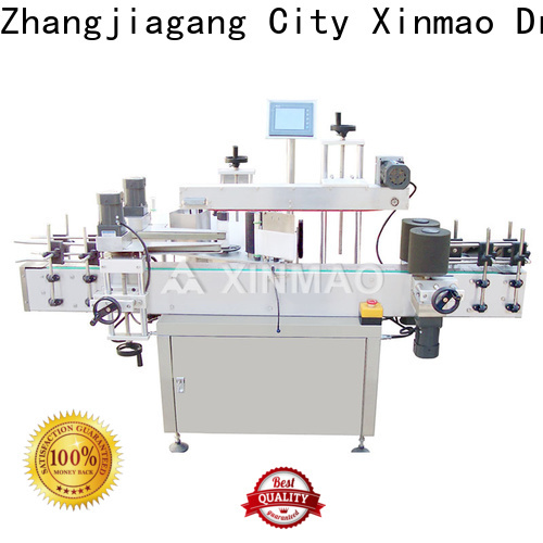 Xinmao machine automatic labeling machine suppliers for bottle