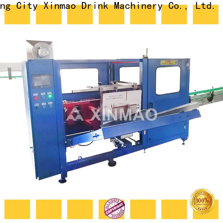 custom automatic carton taping machine unpacking manufacturers for carton box