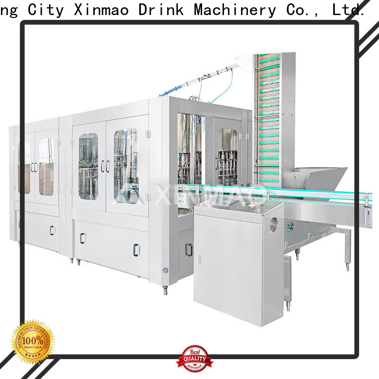 wholesale carbonated beverage filling machine pet supply for soda