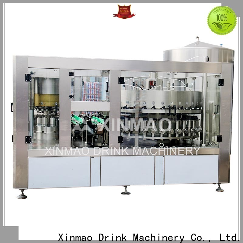 best carbonated filling line glass for sale for soda