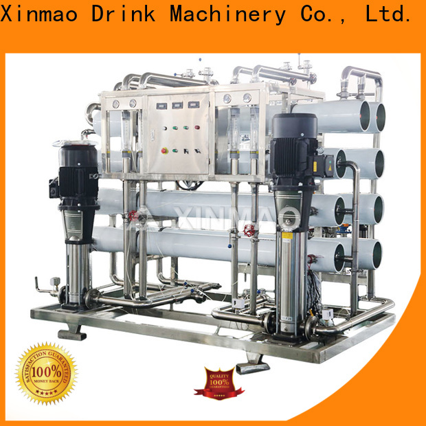 Xinmao New mineral water treatment for business for pure water