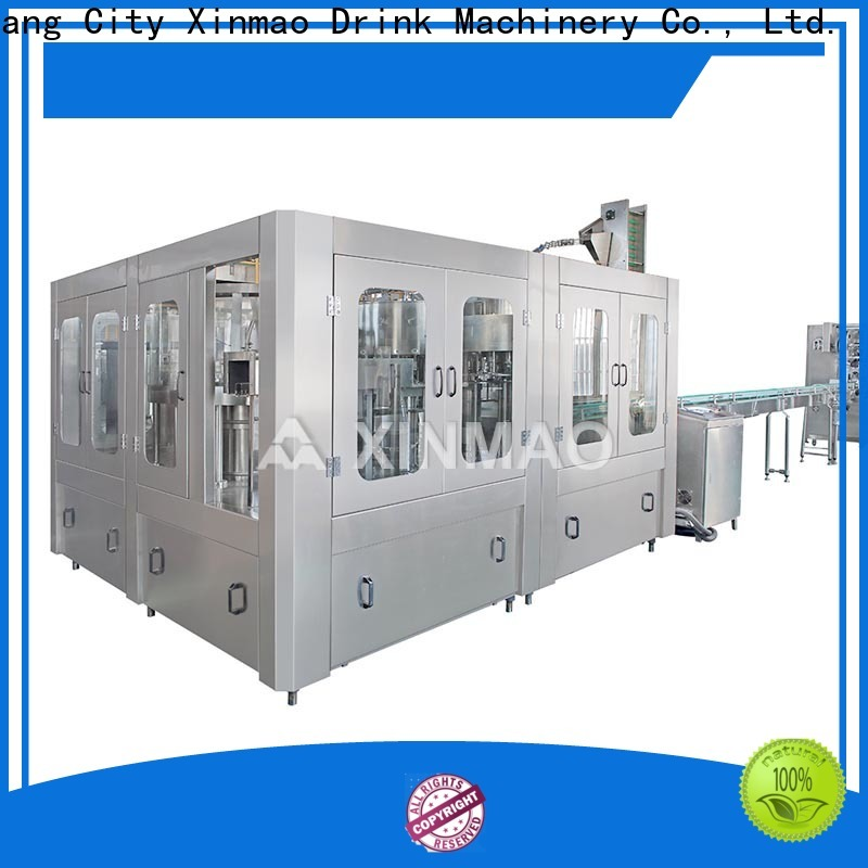automatic pure water filling machine mineral for sale for mineral water